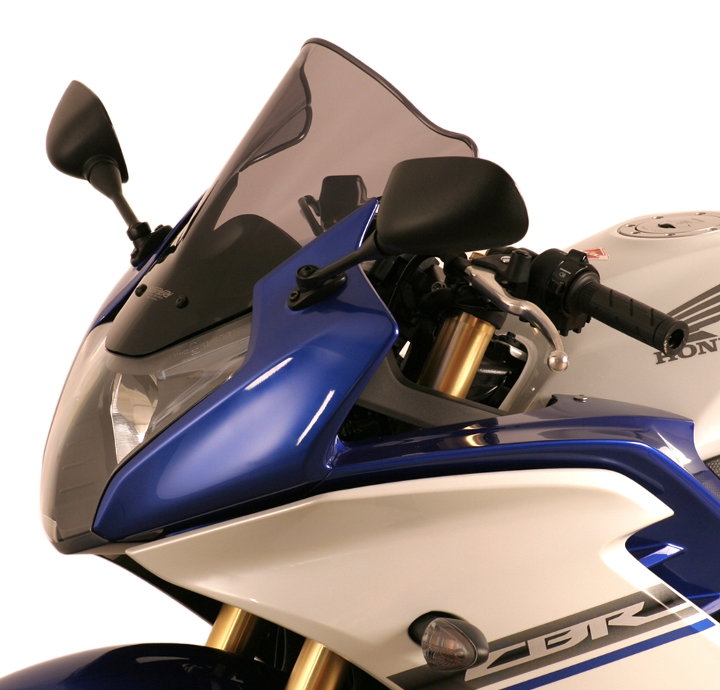 Bulle MRA Racing noire Honda CBR 600 F 11-13