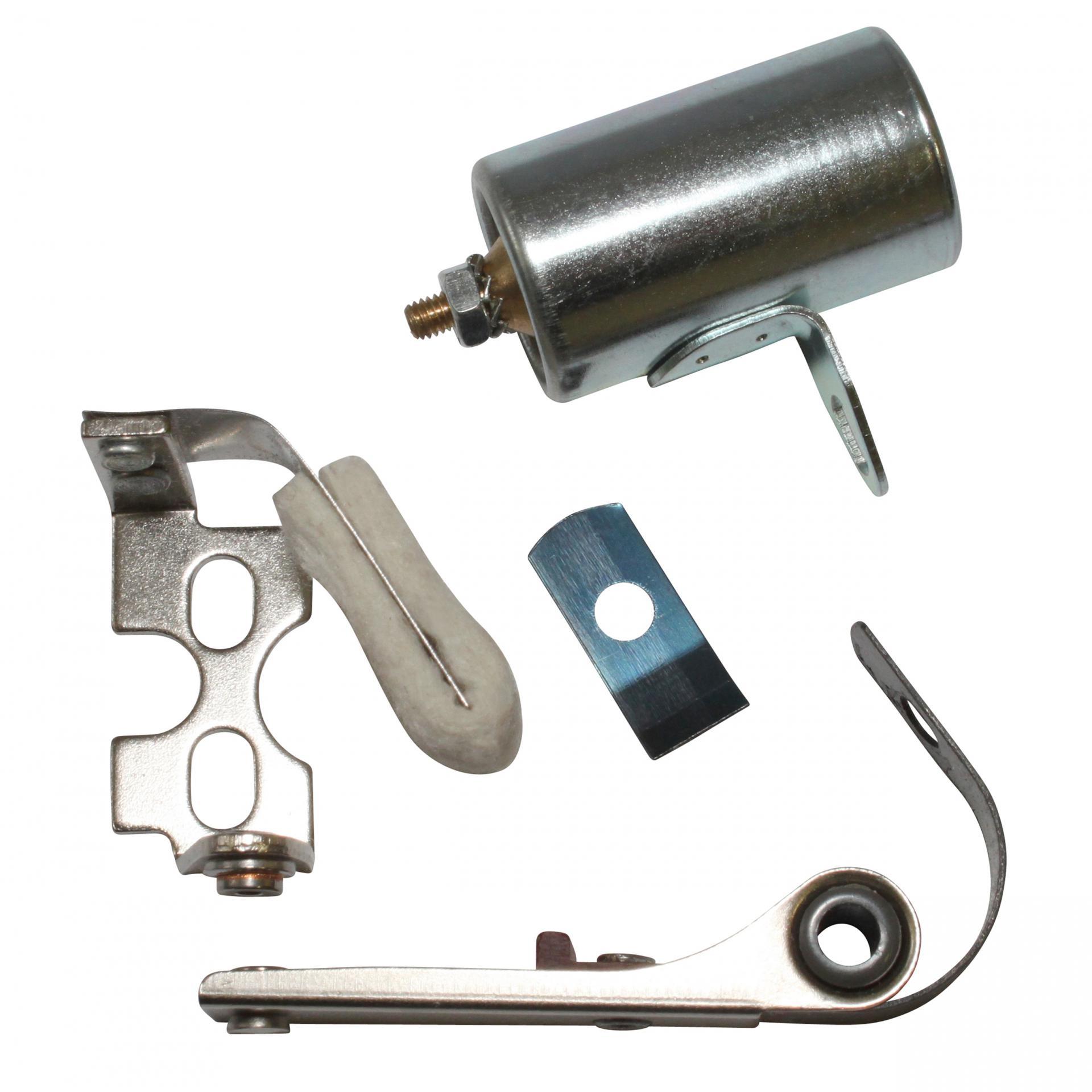 Rupteur avec condensateur pour Solex