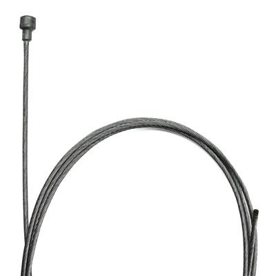25 câbles de frein transfil pour MBK D.1,8 longueur 1.20m