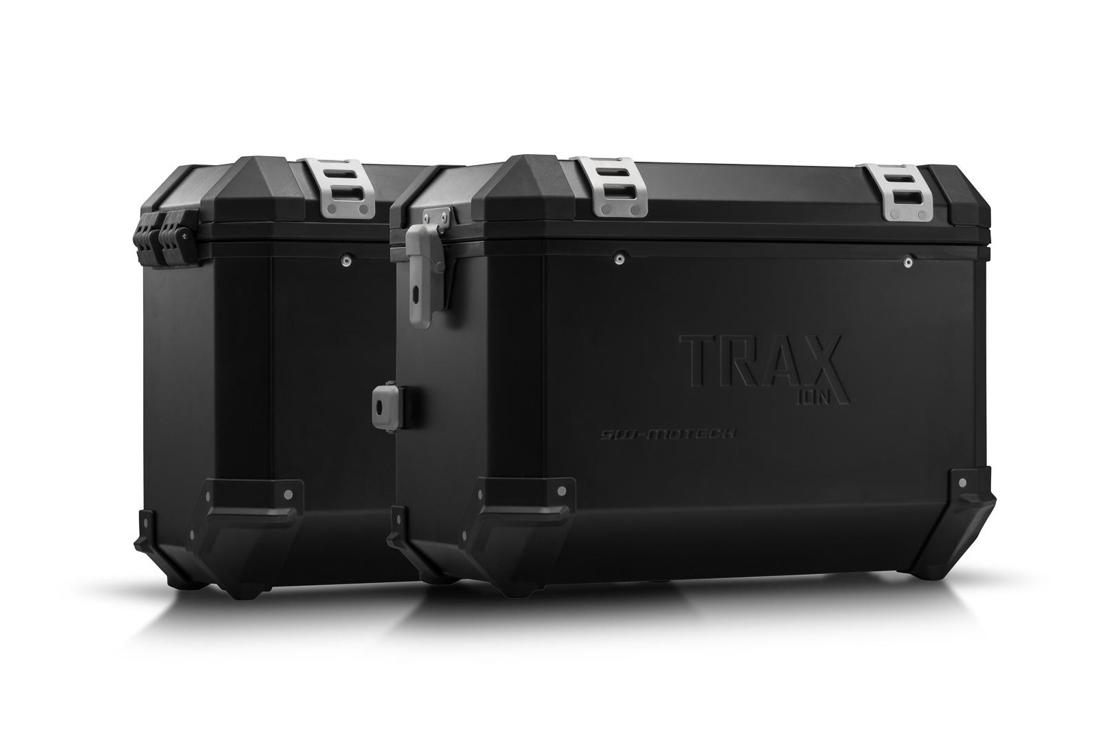 Kit valises SW-Motech Trax ION 37/37L noires KTM 990 SMT 09-14