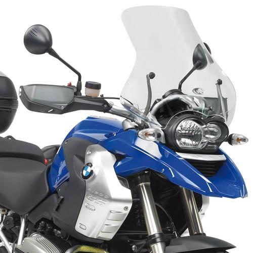 Pare-brise Kappa BMW R 1200 GS 04-12 transparent