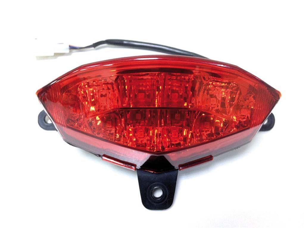 Feu arrière à LED avec clignotants intégrés pour KTM 125 Duke 10-16