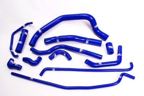 Durites de radiateur bleues yamaha r1 '07-08