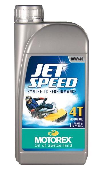 Jet speed 4t 10w40 1l
