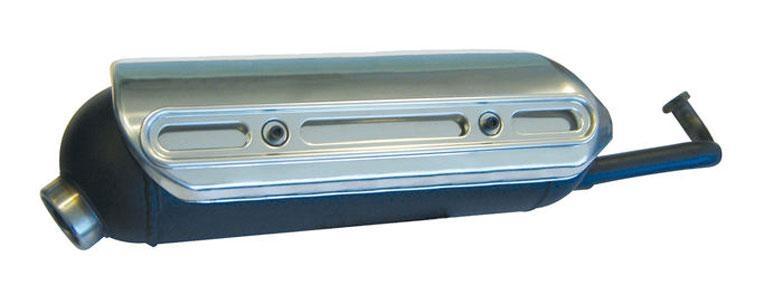 Pot d'échappement Tecnigas Maxi 4 Yamaha Cygnus 125