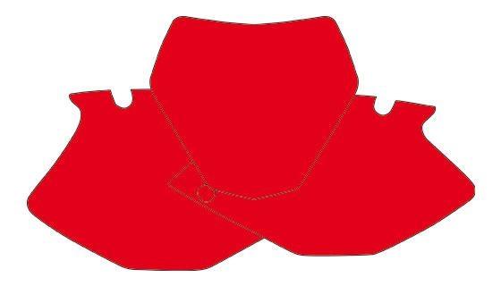 Fonds plaque yzf450 10 rouge