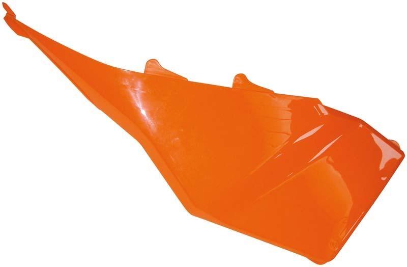 Cache de boite à air Racetech couleur dorigine orange pour KTM SX 125