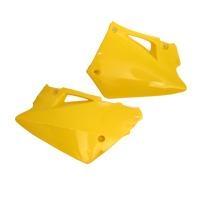 Plaque numéro latérale Cemoto jaune GAS GAS 3006.08