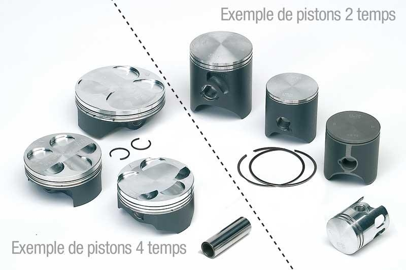 Piston Airsal Derbi Euro 3