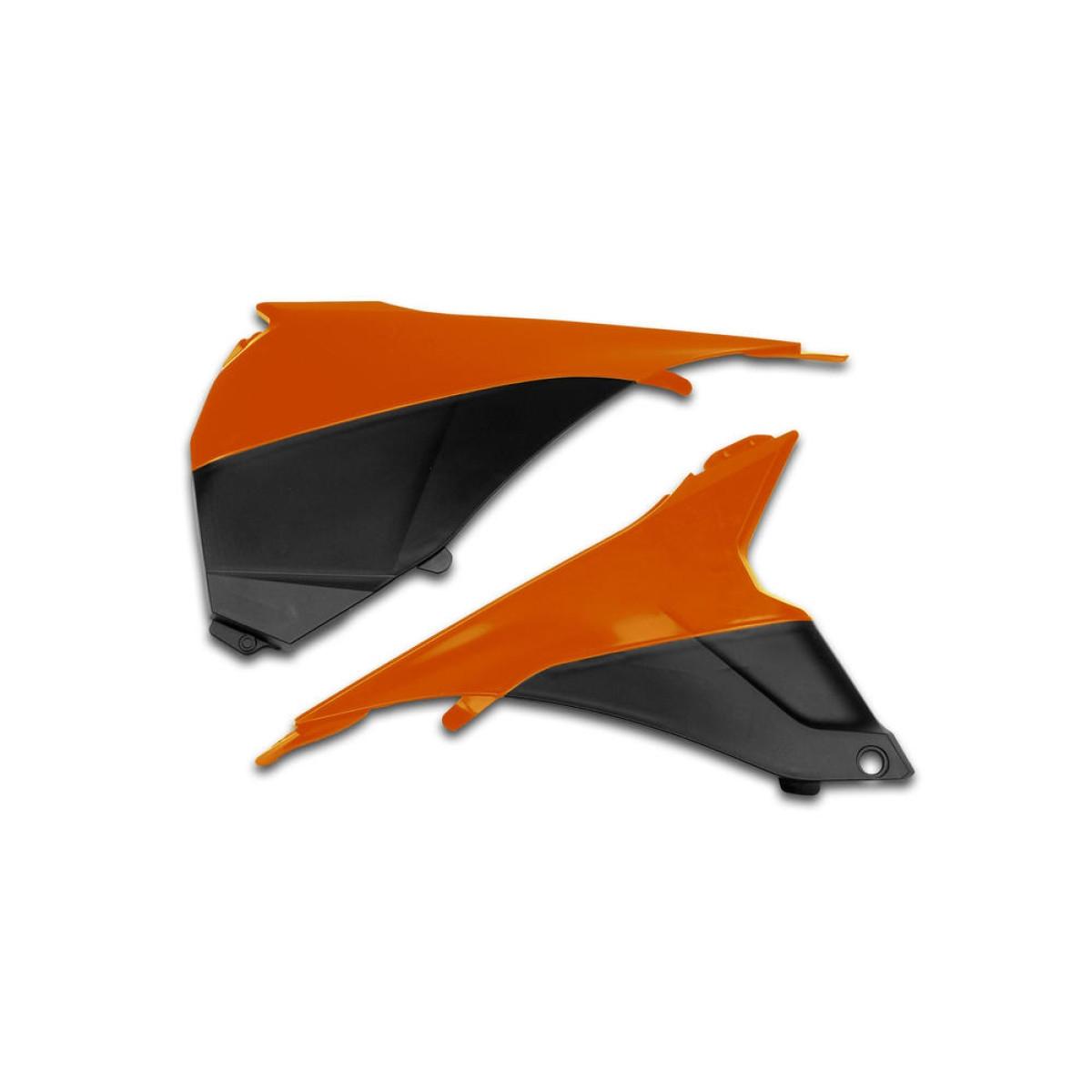 Cache de boîte à air Cycra KTM 125 SX 13-15 orange