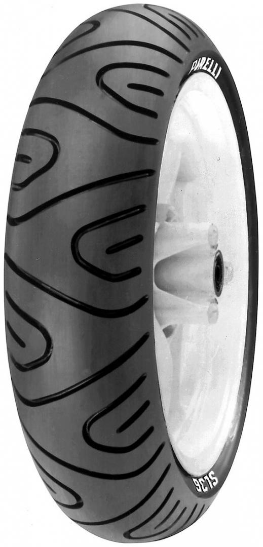 Pneu Pirelli SL 36 SINERGY 120/70-12 51L