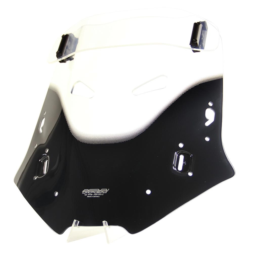 Bulle MRA Vario Touring claire Honda CBF 1000 06-11