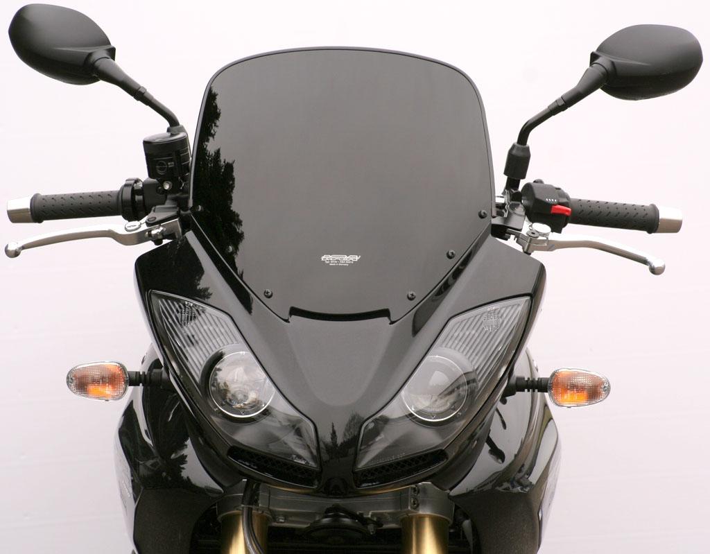 Bulle MRA type origine noire Triumph Tiger 1050 07-15