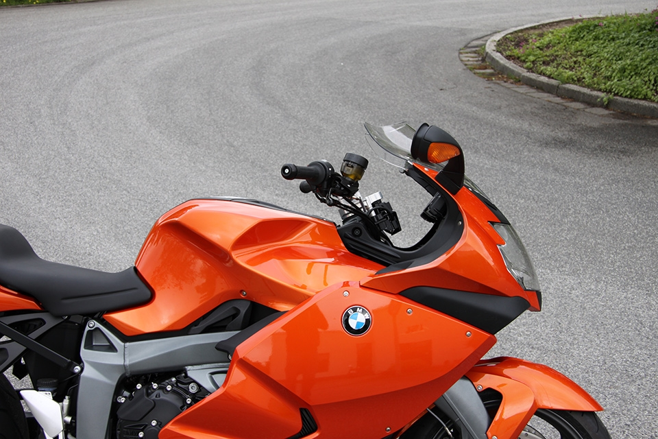 Kit de transformation Street Bike LSL BMW K 1300 S 09-15