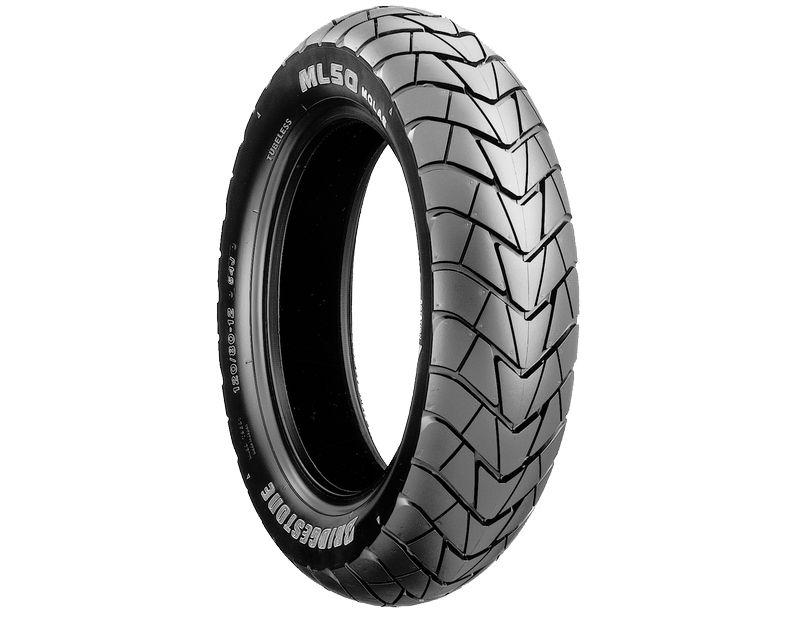 Pneu Bridgestone Molas M50 130/70-12 TL 49L