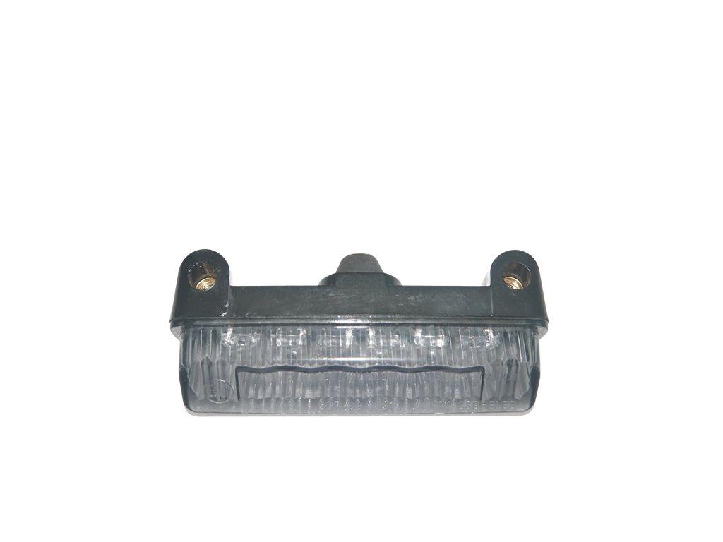 Feu arrière Tun'R universel fixation verticale fume/noir a LED