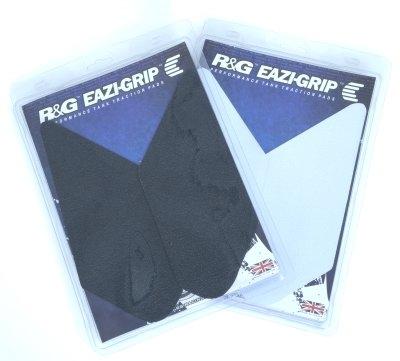 Kit grip de réservoir R&G Racing translucide Suzuki GSX-R 1000 03-04