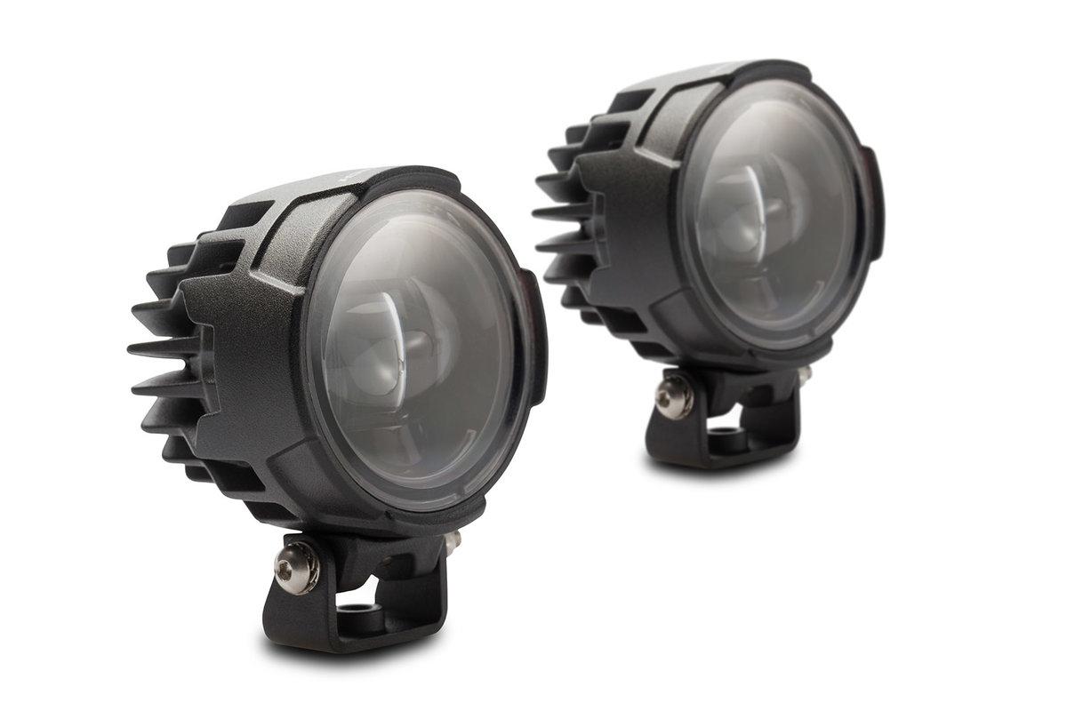 Kit feux anti-brouillard LED SW-MOTECH EVO Honda XRV 750 Africa Twin 9