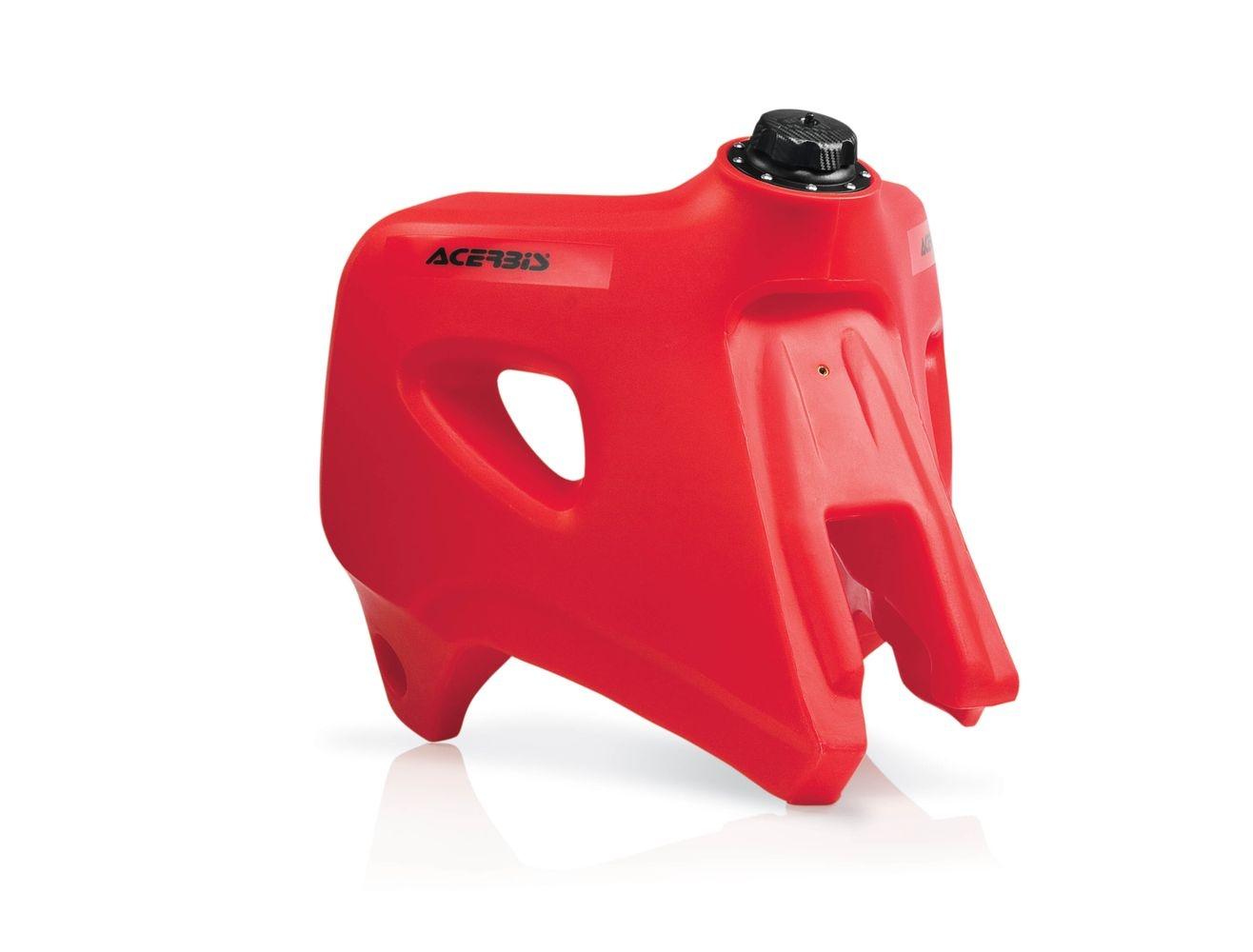 Réservoir 24 litres Acerbis Honda XR 650 00-03 rouge