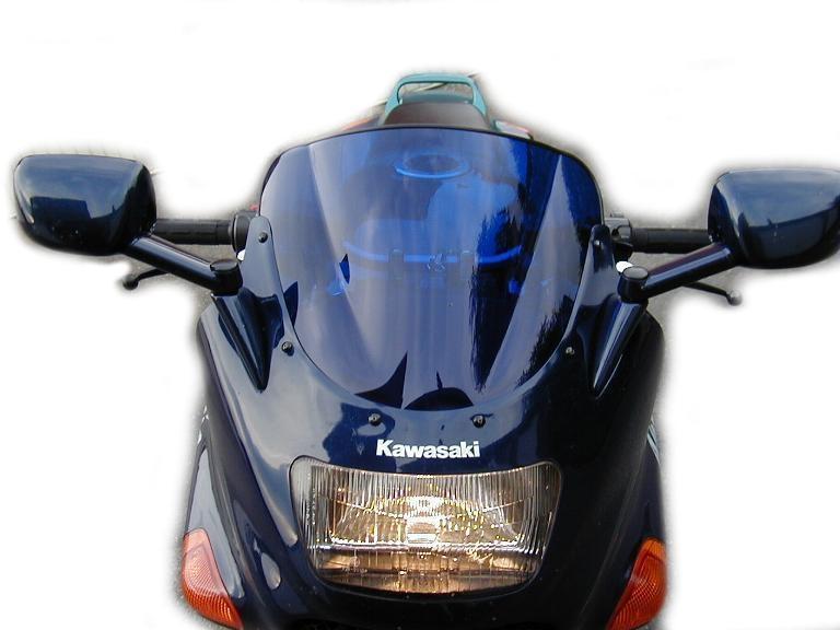 Bulle MRA Racing claire Kawasaki ZZR 1100 93-01