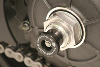 Tampons de bras oscillant R&G Racing noir Honda CB 1000 R 08-17