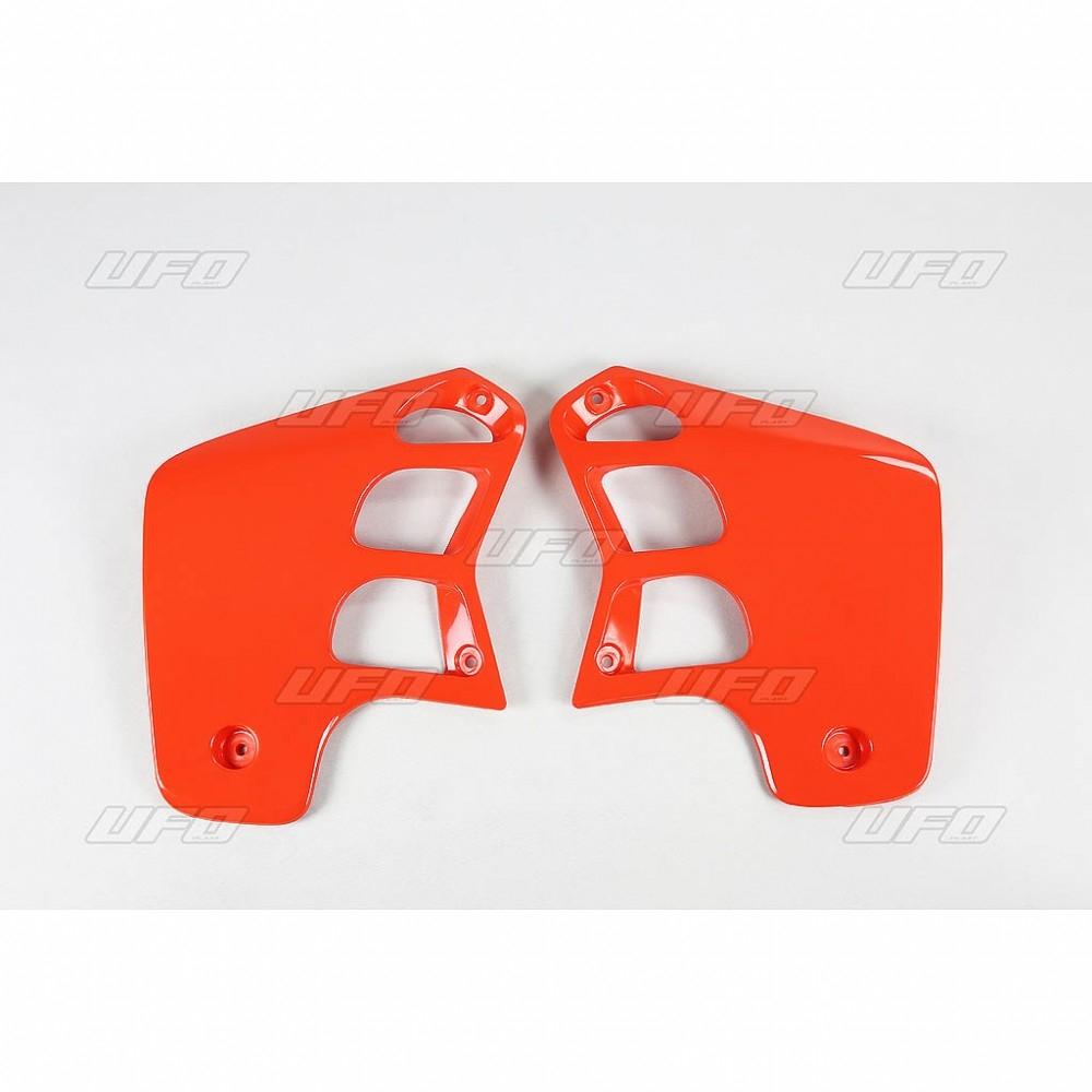 Ouïes de radiateur UFO Honda CR 250R 88-90 orange (orange CR 1990)