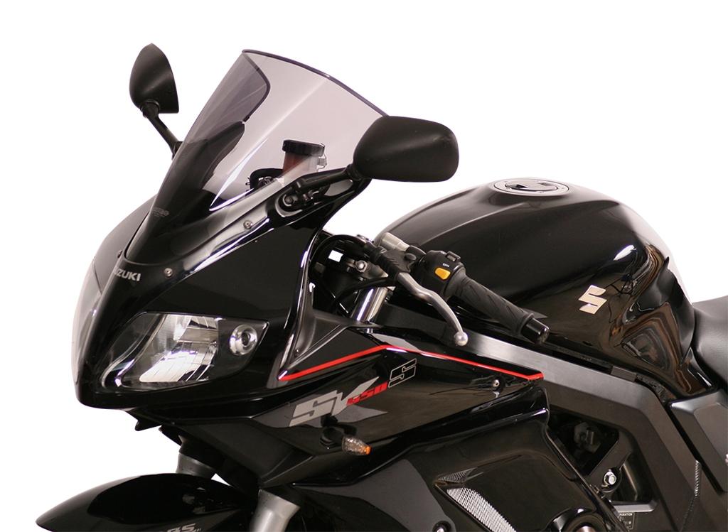 Bulle MRA Racing claire Suzuki SV 650 S 03-10