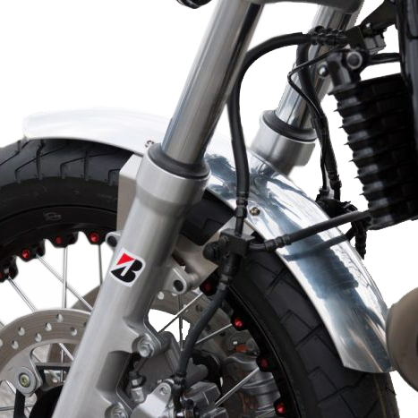 Garde-boue avant LSL aluminium 18 pouces Honda CB 1100 13-14