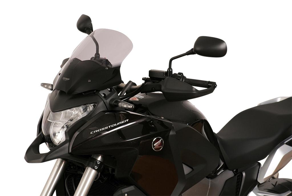 Pare-brise MRA Touring noir Honda VFR 1200 X Crosstourer 12-15