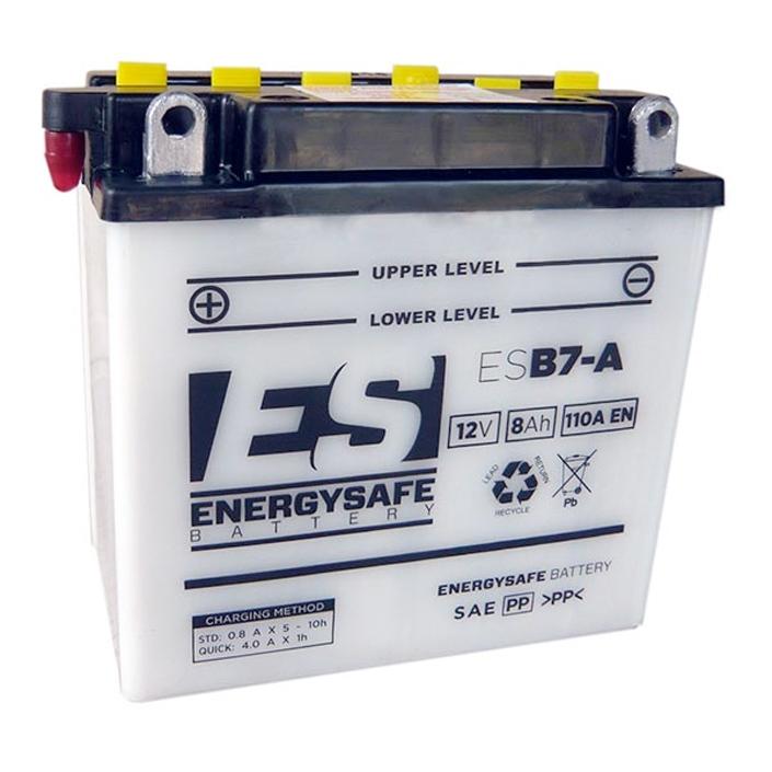 Batterie Energy Safe ESB7-A 12 V / 8 AH Pack acide inclus