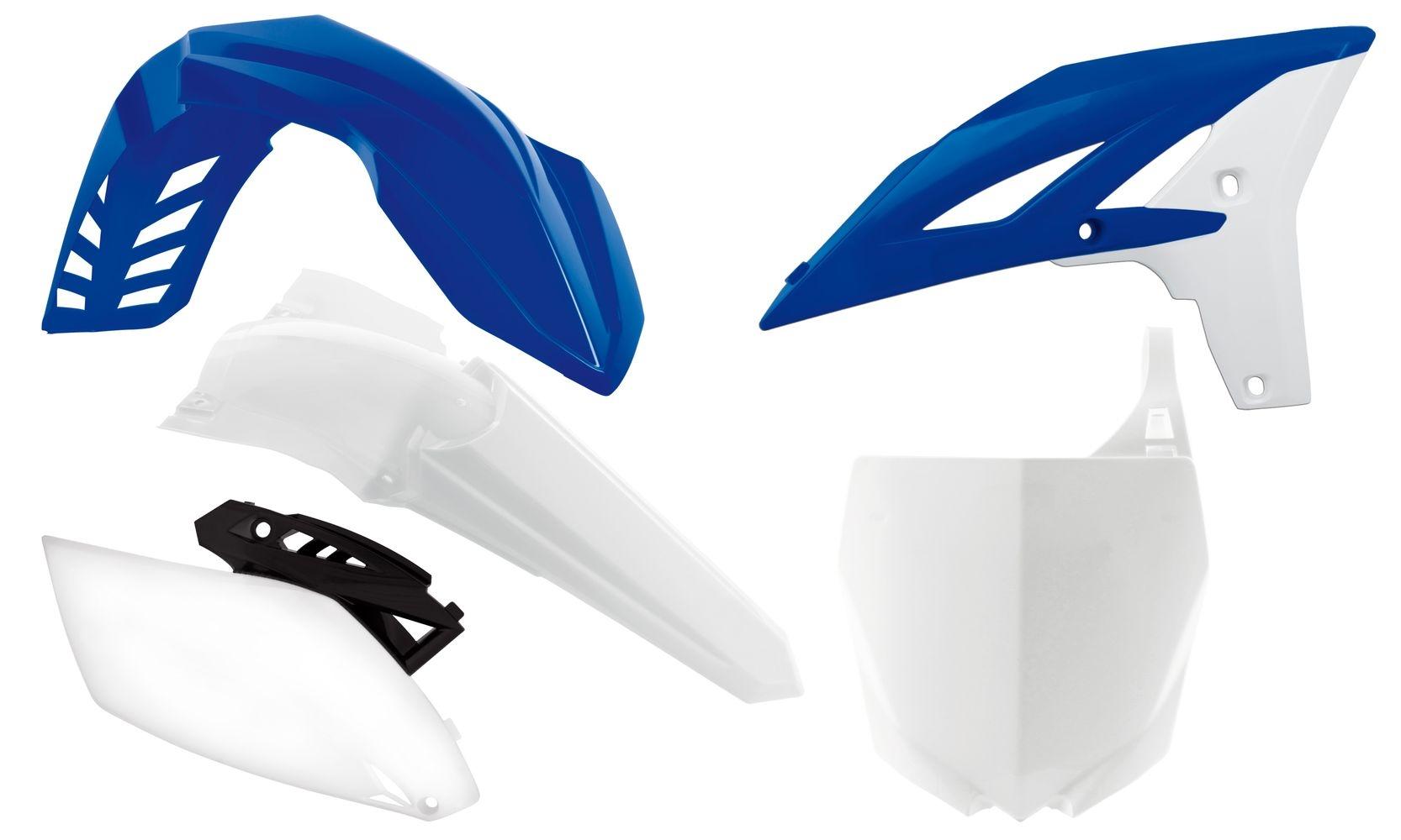 Kit plastique Racetech couleur dorigine 2013 pour Yamaha YZ250F 10-13