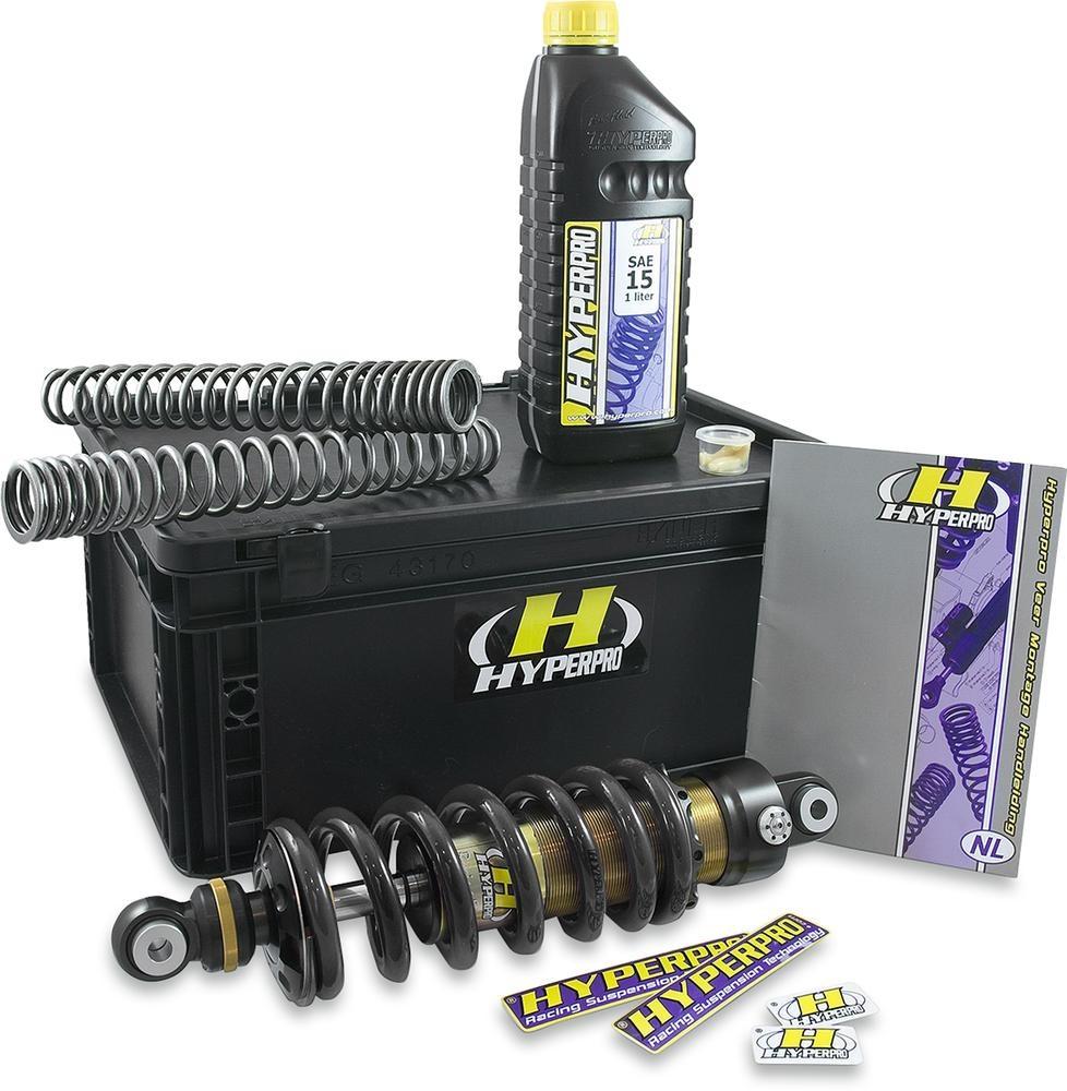 Kit suspensions Hyperpro Streetbox pour Suzuki DL 1000 V-Strom à parti