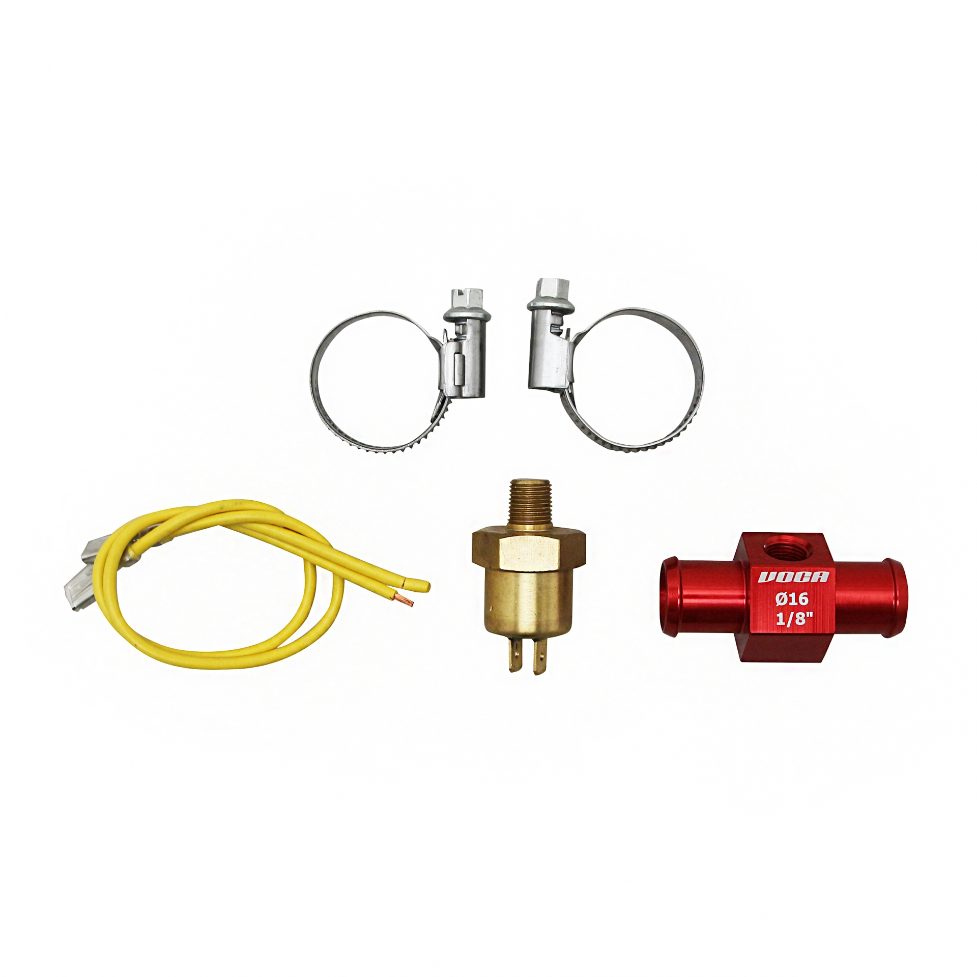 Sonde de température Voca Racing avec adaptateur Ø16