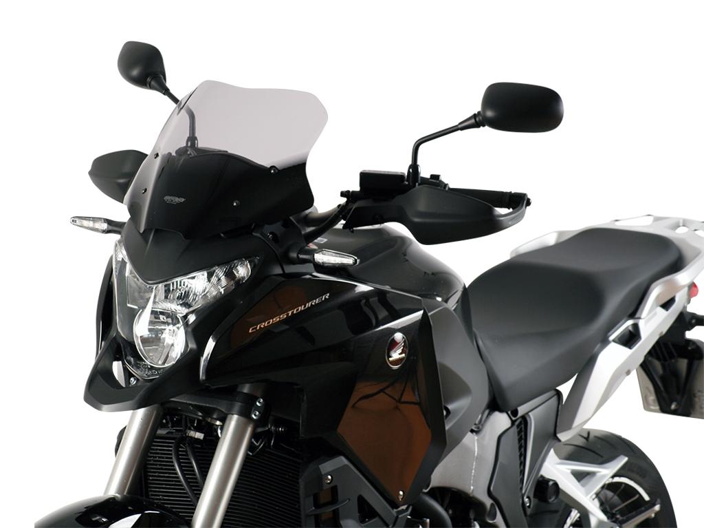 Saute-vent MRA type origine noir Honda VFR 1200 X Crosstourer 12-15