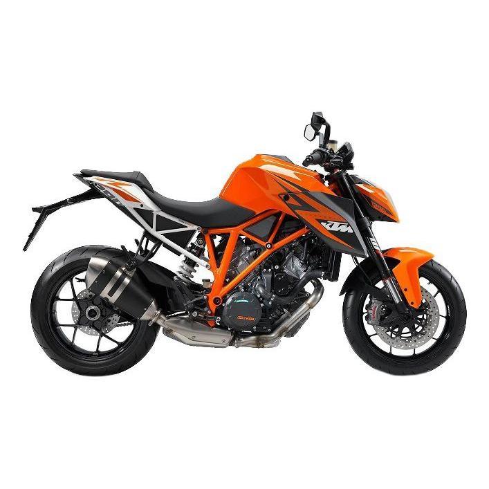 KTM 1290 Super Duke R 1:12 NewRay orange