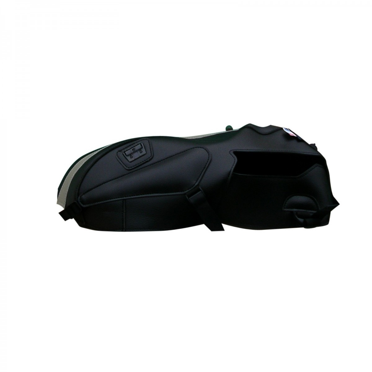 Protège-réservoir Bagster Triumph Thruxton 900 2008 noir/sable