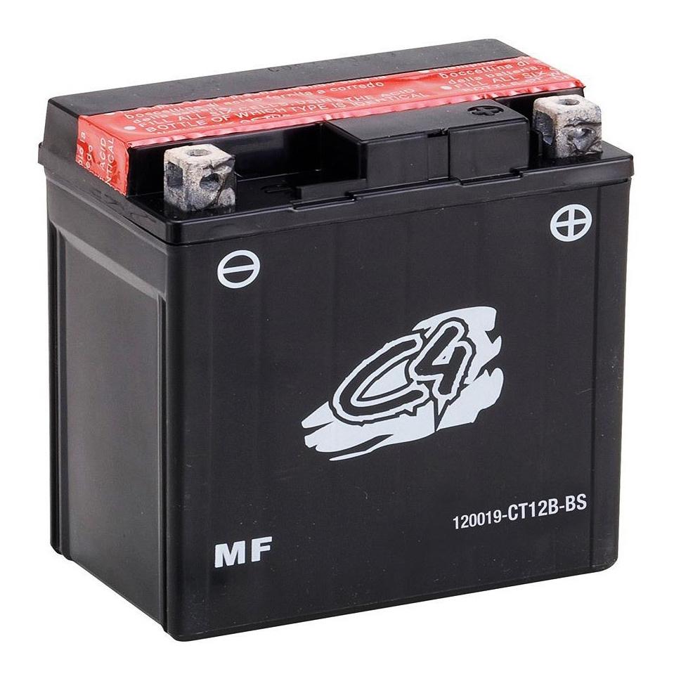 Batterie C4 CT12B-BS 12 V 10 Ah