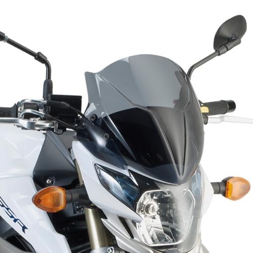 Saute vent Kappa Suzuki 750 GSR 11-12 fumé