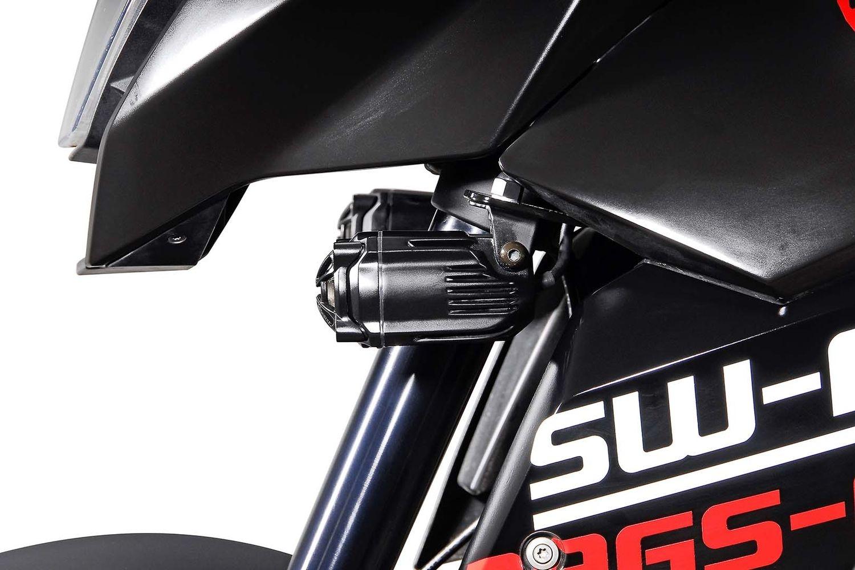 Support pour feux additionnels SW-MOTECH noir KTM 990 SMT 08-