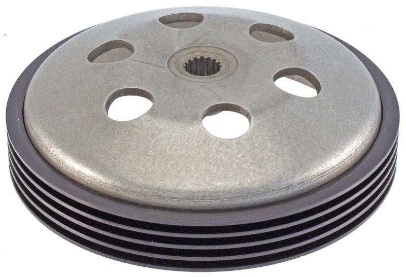 Cloche d'embrayage ventilée Yamaha / Minarelli / MBK 50