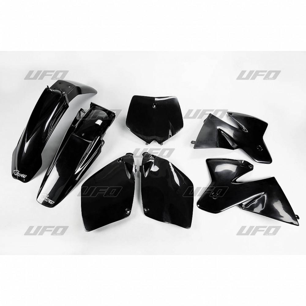 Kit plastique UFO KTM 125 SX 2000 noir