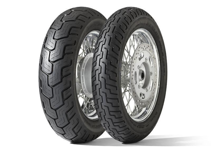 Pneu Dunlop D404 130/90-15 TT 66P