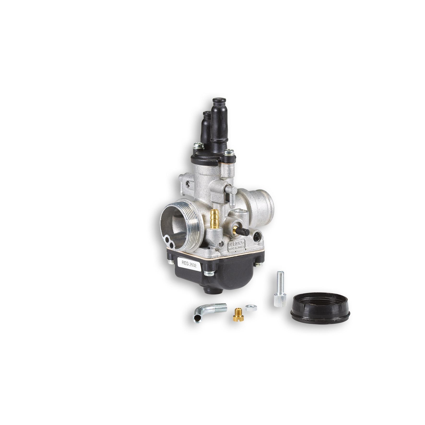 Kit carburateur Malossi PHBG 21 DS