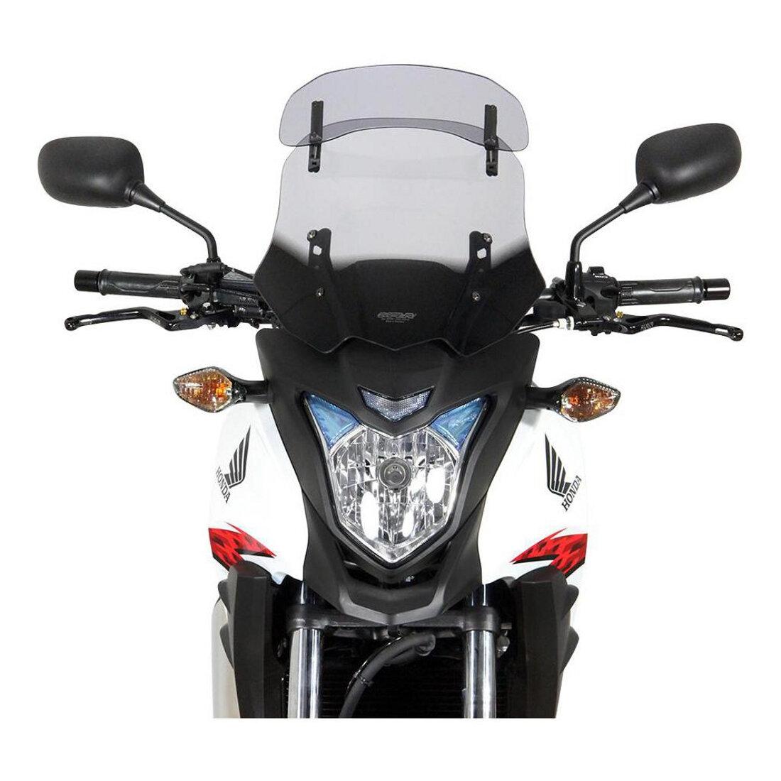 Pare-brise MRA Vario Touring fumé Honda CB 500 X 13-15