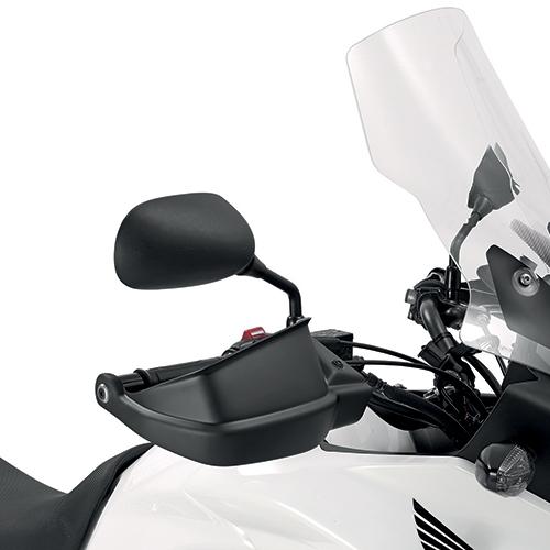 Protège-mains Kappa Honda CB 500X 13-18 noir