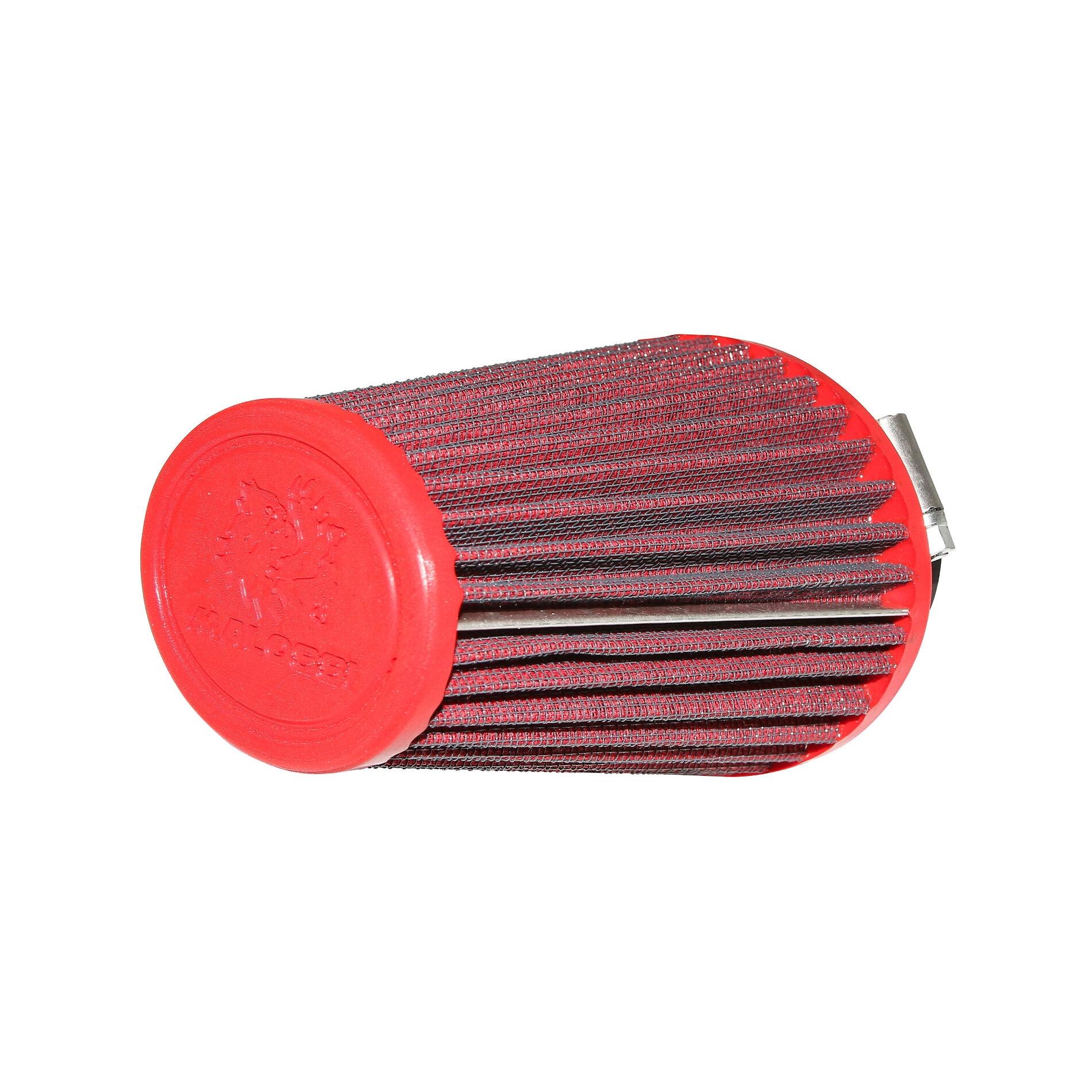 Filtre à air Malossi Red Filter E18 D.60 x 125 mm PHBG/PHBL
