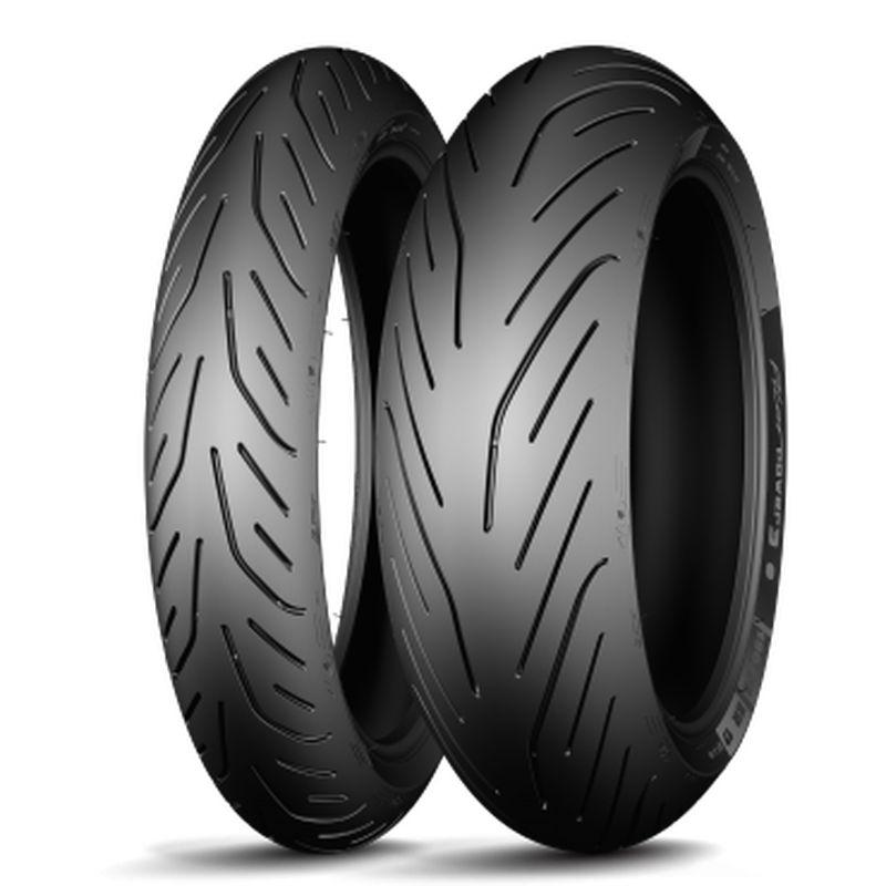 Pneu Michelin Pilot Power 3 Front 120/60ZR17 TL 55W