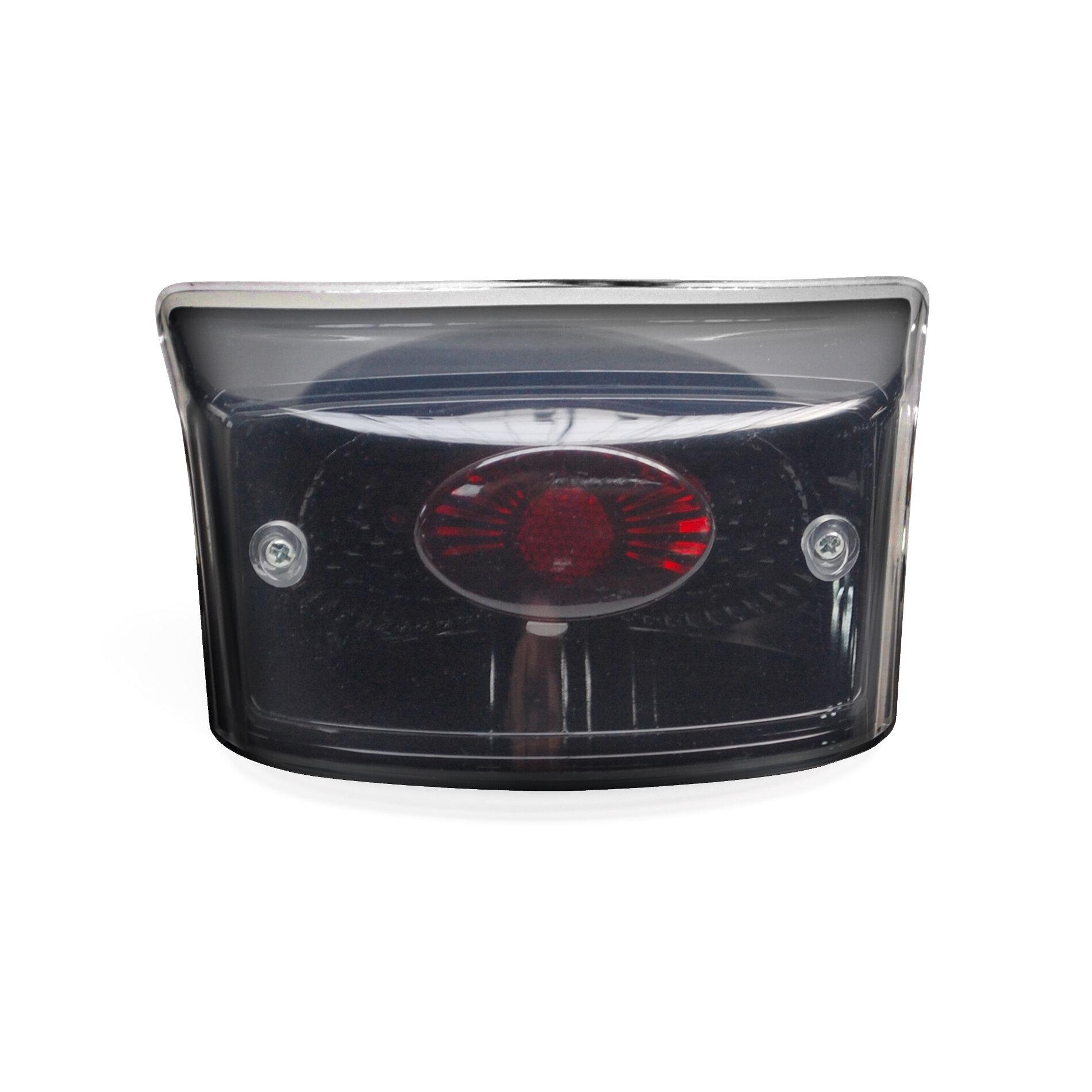 Feu arrière complet Type Lexus fond noir Booster 2004>