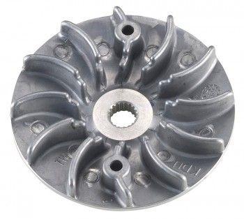 Joue fixe ventilée C4 pour Kymco Agility 125 4T R12 06-15