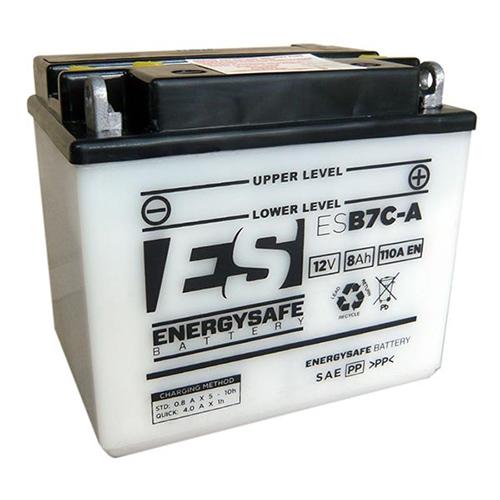 Batterie Energy Safe ESB7C-A 12 V / 8 AH Pack acide inclus